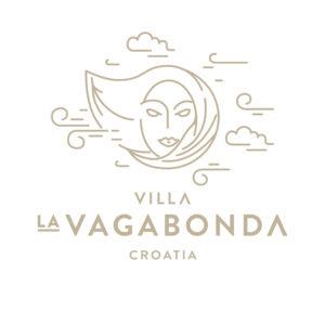 Villa Vagabonda znak i logo