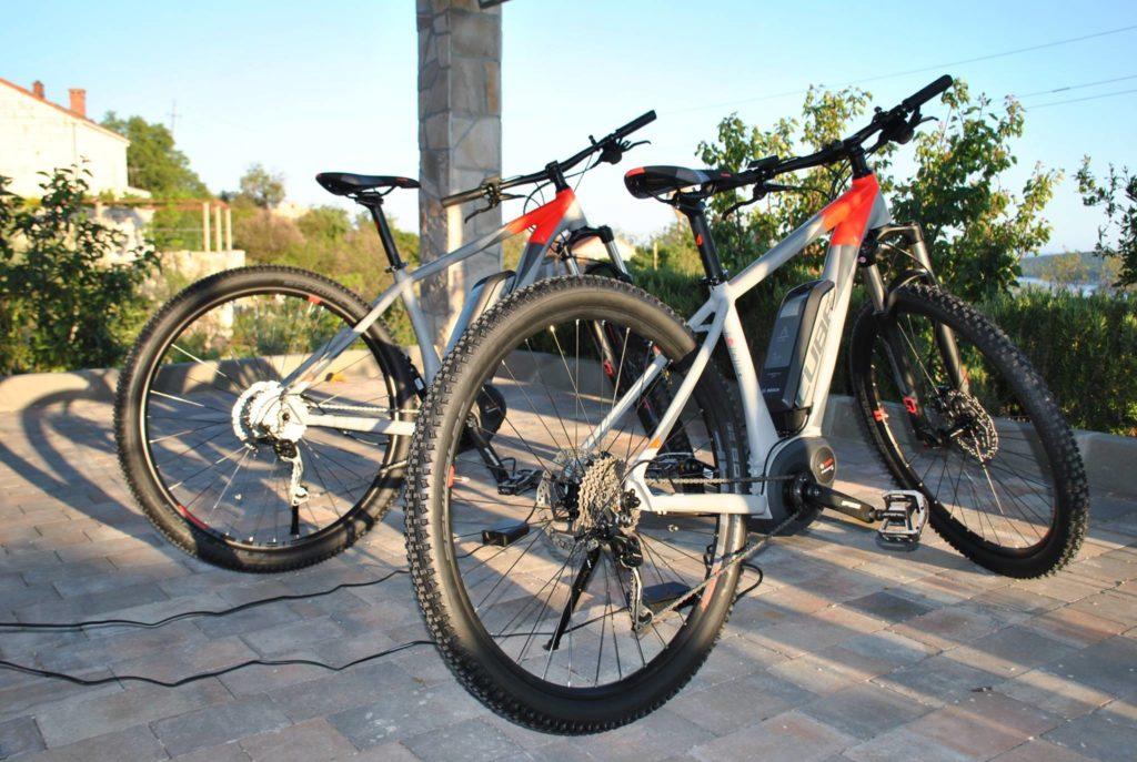 Elektricni bicikl najam Dubrovnik