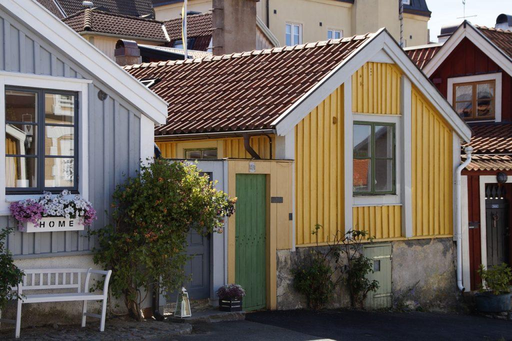 Švedske kućice