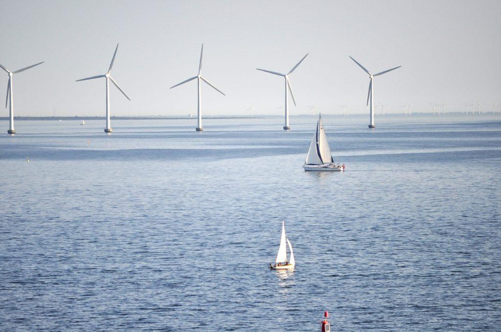 Vjetrenjače u Danskoj
