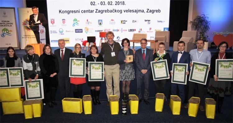 Dobitnici nagrada za najbolji smještaj