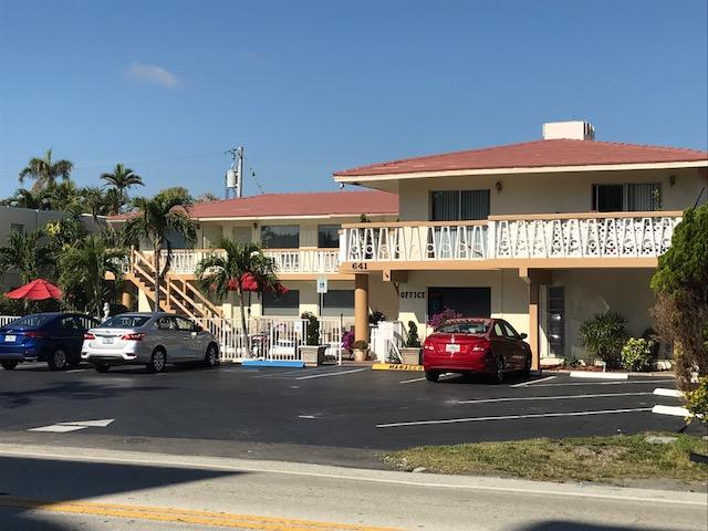 Moteli u SAD