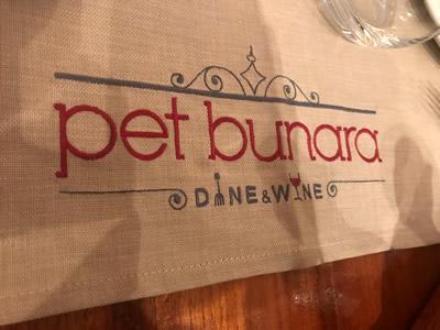 Pet Bunara