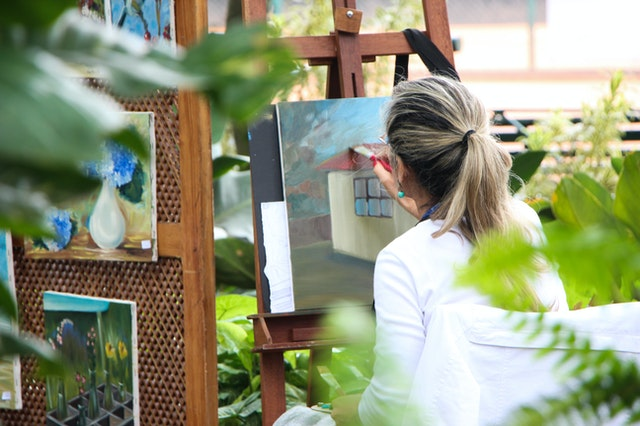Vrtno slikanje